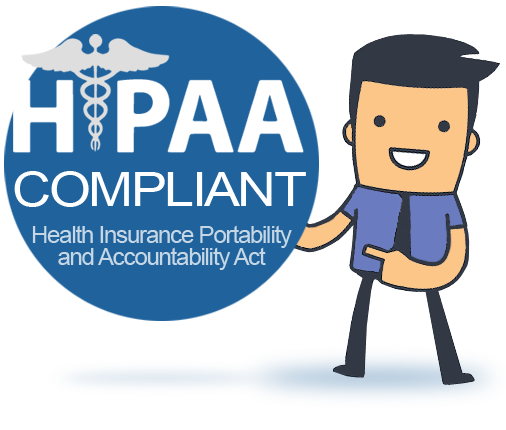 BIPTrack utilizes HIPAA-Complaint information security